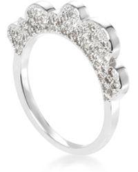 NATAF Joaillerie - Strato Cloud Diamond Ring - Lyst