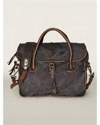 Ralph Lauren Canvas Marshall Briefcase - Lyst