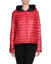 Duvetica Down Jacket - Lyst