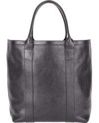 Lotuff Leather - Open-Top Tote - Lyst