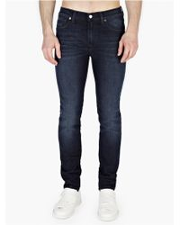 Acne Studios Men'S Ace Oreo Skinny-Fit Jeans - Lyst
