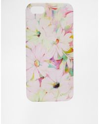 Asos Iphone 5 Clip On Case with Exclusive Print - Lyst