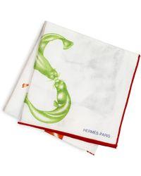 Hermes Faune Lettree - Lyst