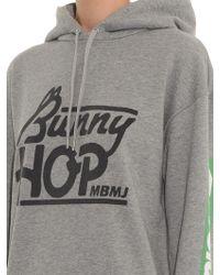 Marc By Marc Jacobs Bunny Hop Hooded Sweatshirt - Lyst