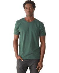 Alternative Apparel Basic Mens Crew T-Shirt - Lyst