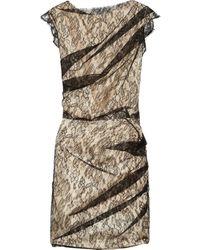 Roksanda Ilincic Lace and Silk Dress - Lyst