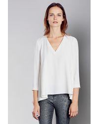 Zapa - Shirt / Blouse - Lyst