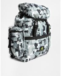 New Balance | Aop Backpack In Print | Lyst