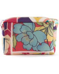 Luisa Cevese Riedizioni - Japanese Floral-Print Cross-Body Bag - Lyst
