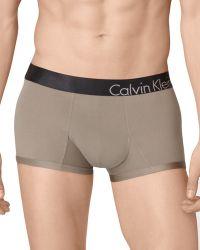 Calvin Klein Low Rise Trunks - Lyst
