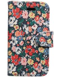 Cath Kidston Mews Ditsy Iphone 5 Case - Lyst