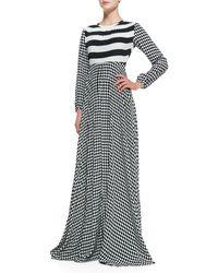 Sass & Bide Perfect Storm Longsleeve Maxi Dress - Lyst