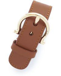 Ferragamo - Gancio Buckle Bracelet - Lyst