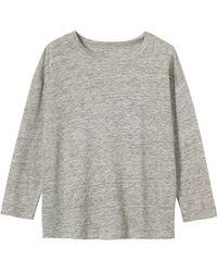 Toast - Linen T-shirt - Lyst