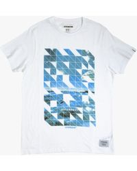 Supremebeing | Disconnect Tee | Lyst
