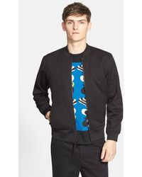 Marc By Marc Jacobs - Neoprene Bomber Jacket - Lyst