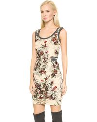 Jean Paul Gaultier Sleeveless Dress - Sahara - Lyst