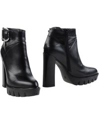 Sgn Giancarlo Paoli Ankle Boots - Lyst