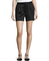 Philosophy - Pleated Suba Shorts - Lyst