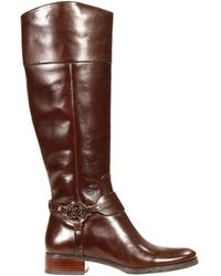 Michael Kors Brown Shoes - Lyst