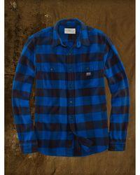 Denim & Supply Ralph Lauren Plaid Flannel Shirt - Lyst