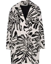 Diane von Furstenberg | Full-length Jacket | Lyst
