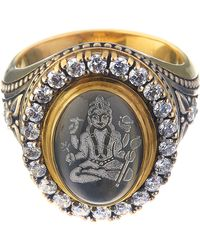 Queensbee - Vishnu Ring - Lyst