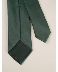 Kris Van Assche | Color-Blocked Tie | Lyst