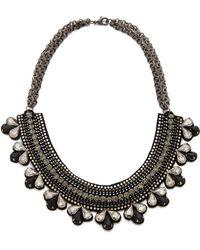 Deepa Gurnani | Short Collar Necklace | Lyst