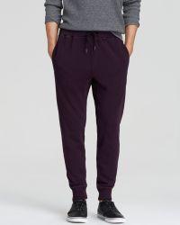 Theory Indicative Moris Knit Pants - Lyst