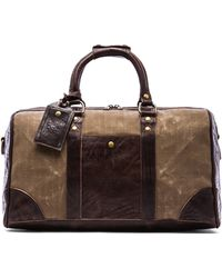 Will Leather Goods - The Snowbird Duffle - Lyst