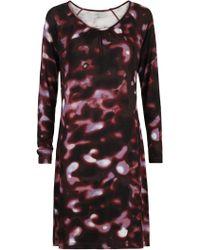 Sandwich - Blurred Spot Dress - Lyst