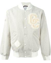 Opening Ceremony Logo Print Baseball Jacket - Lyst