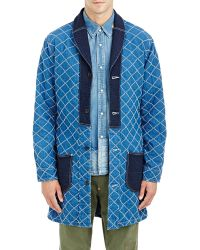 FDMTL - Men's Shawl-collar Coat - Lyst