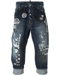 DSquared² 'Big Deans Brother' Jeans - Lyst