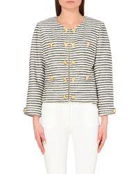 Juicy Couture Calypso Tweed Jacket - For Women - Lyst