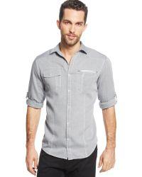 Inc International Concepts Beck Shirt - Lyst