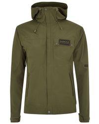 Barbour Hornet Waterproof Jacket - Lyst
