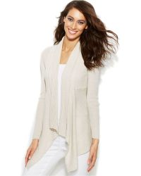 Inc International Concepts Long-Sleeve Open-Front Cardigan - Lyst