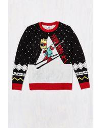 Junk Food - Bart Ski Sweater - Lyst