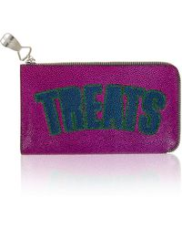 House of Holland - Treats Purse Pink - Lyst