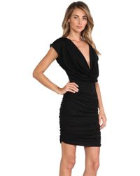 Boulee Black Veronica Dress - Lyst
