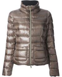Herno Reversible Padded Jacket - Lyst