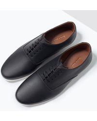Zara Urban City Sneakers - Lyst