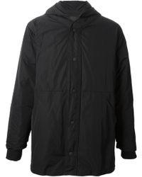 Alexander Wang Hooded Jacket - Lyst