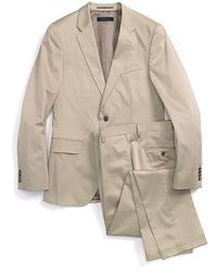 Tommy Hilfiger Tailored Collection Khaki Suit - Lyst