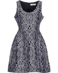 Prabal Gurung Short Dress - Lyst