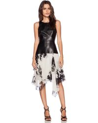 Bailey 44 Black Singita Dress - Lyst