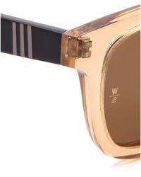 Wonderland - Mojave Sunglasses - Clear Beach Glass/Black - Lyst