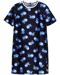 Mother Of Pearl Roydene Short Sleeve Dress - Lyst